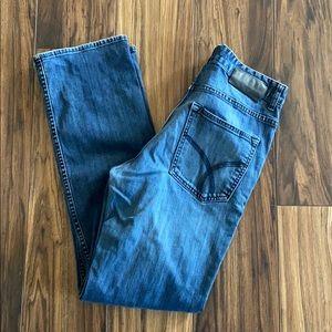 Straight Calvin Klein Jeans
